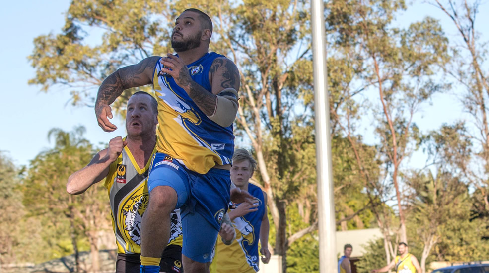 Tom Price Townsite Eagles win the 2018 FNFL premiership