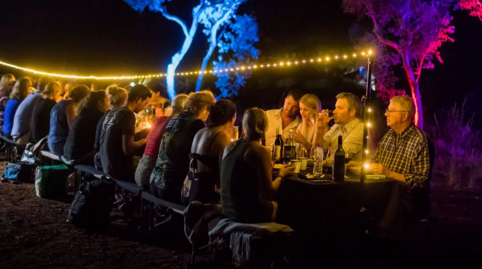 Held on the traditional lands of the Banjima people, the Karijini Experience is a festival of culture, food, music and art on country in the breathtaking Karijini National Park.